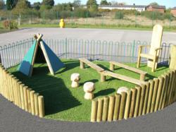 Natural Play Areas and Landscapes