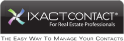 IXACT Contact - The Easy Way To Manage Your Contacts, real estate CRM made easy