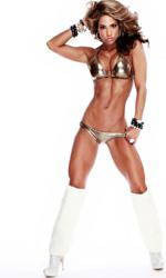 Super Fitness Model Jennifer Nicole Lee