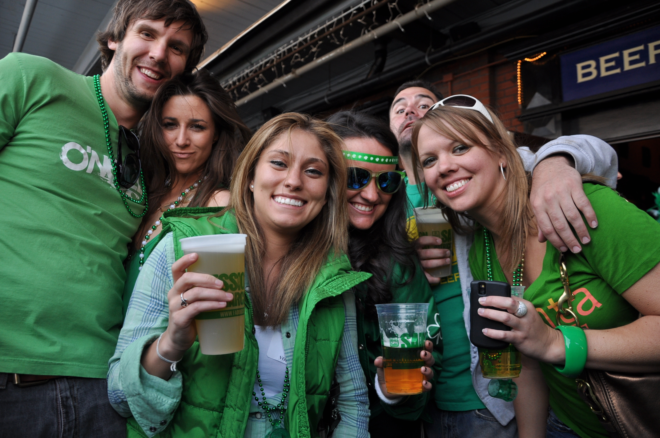 St. Patrick's Day Party Ideas: Let Your Event Shamrock & Roll ...