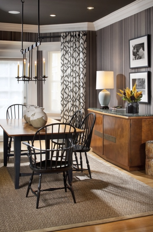 Interior Design Of Dining Room: Lisa Bakamis, Senior Designer At Green Couch Interior