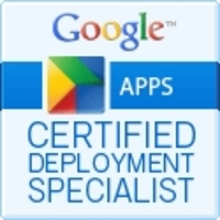 Cloud Sherpas, a Google Apps Reseller, has Google Apps Certified Deployment Specialists on the team.