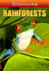 Britannica rainforest iPhone app