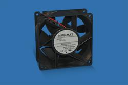 DC axial cooling fan product from NMB