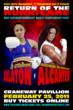 """Ana """"The Hurricane"""" Julaton to meet contender Franchesca """"The Chosen One""""Alcanter in the ring."""