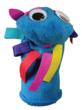 Make a Sock Puppet just like this one