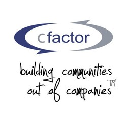 cfactor - Building Communities out of Companies