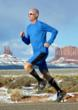 David O'Meara, The One Mile Runner, in SIGVARIS Active Therapy Socks!