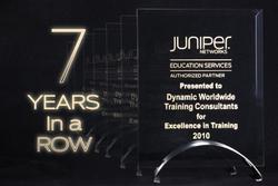 Juniper Networks Award