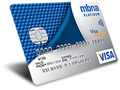 Consolidate Debt for Less With MBNA's Rate for Life Credit Card