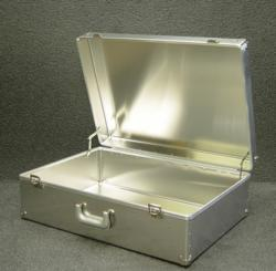 Aluminum case offered by Philly Case