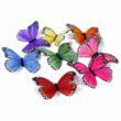 World Buyers Butterfly Garland