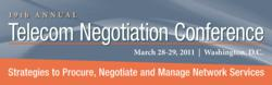 Telecom Negotiation Conference | Strategies to Procure, Negotiate & Manage Network Services