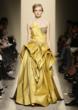 bottega veneta yellow dress