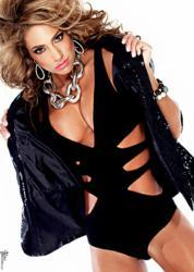 Super Fitness Model Jennifer Nicole Lee