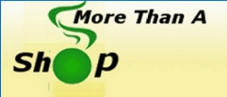 More Than A Shop Logo