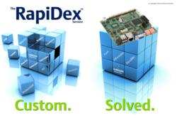 Emerson Network Power Introduces the RapiDex Service for Fast, Flexible and Affordable Customization of Embedded Motherboards