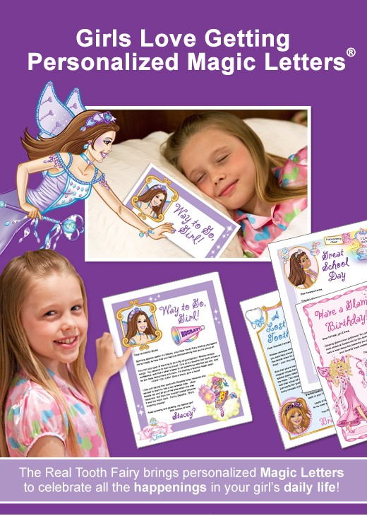 Tooth Fairy Letters Draw 7 Million Visitors to Real ...   520 x 730 jpeg 126kB