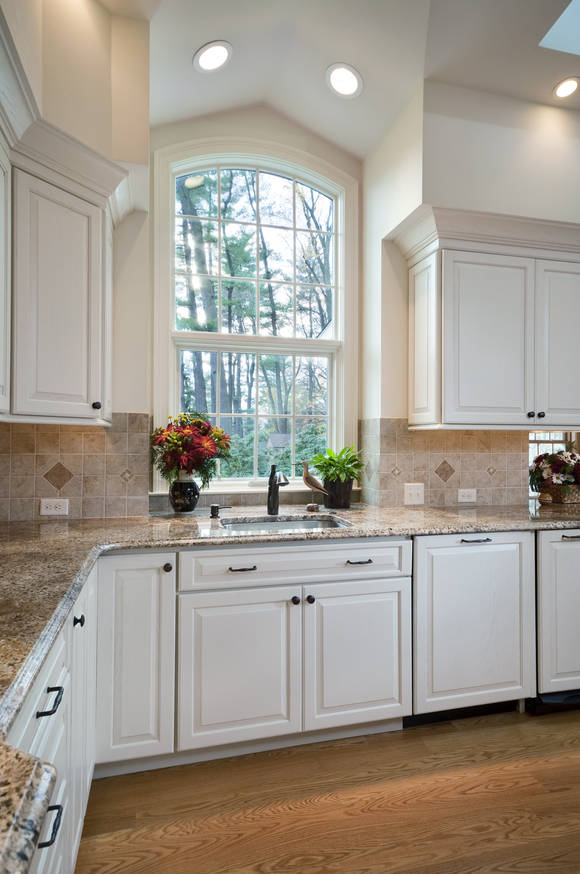 Kitchen sink window kitchen window inspiration my for House plans with kitchen sink window