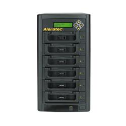 Aleratec 1 to 5 HDD Copy Cruiser IDE SATA Hard Disc Duplicator and Sanitizer - Part 350112