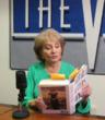 "Legendary broadcast journalist Barbara Walters kicked off this year's Record-A-Thon with a rendering of her autobiography, ""Audition"""