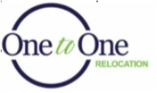 One to One Relocation Company Logo