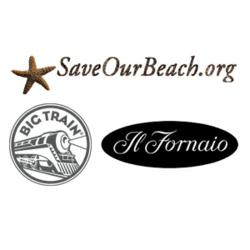 big train, save our beach, il fornaio, tweet-up, OC