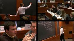 Harvard Business School Case Method video production