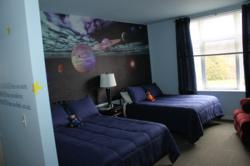 NetBiz sponsors space themed room and experience at Ronald McDonald House in Portland, Oregon