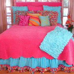 Designer Teen Bedding for Girl's | Davenport Bedding | College Dorm Bedding ...
