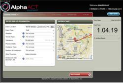 AlphaACT HAZMAT System