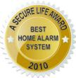 "FrontPoint Security Selected ""Best Home Alarm System"" by Nationwide Review Site"