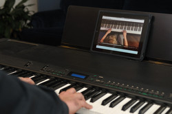 Piano Lessons on the iPad
