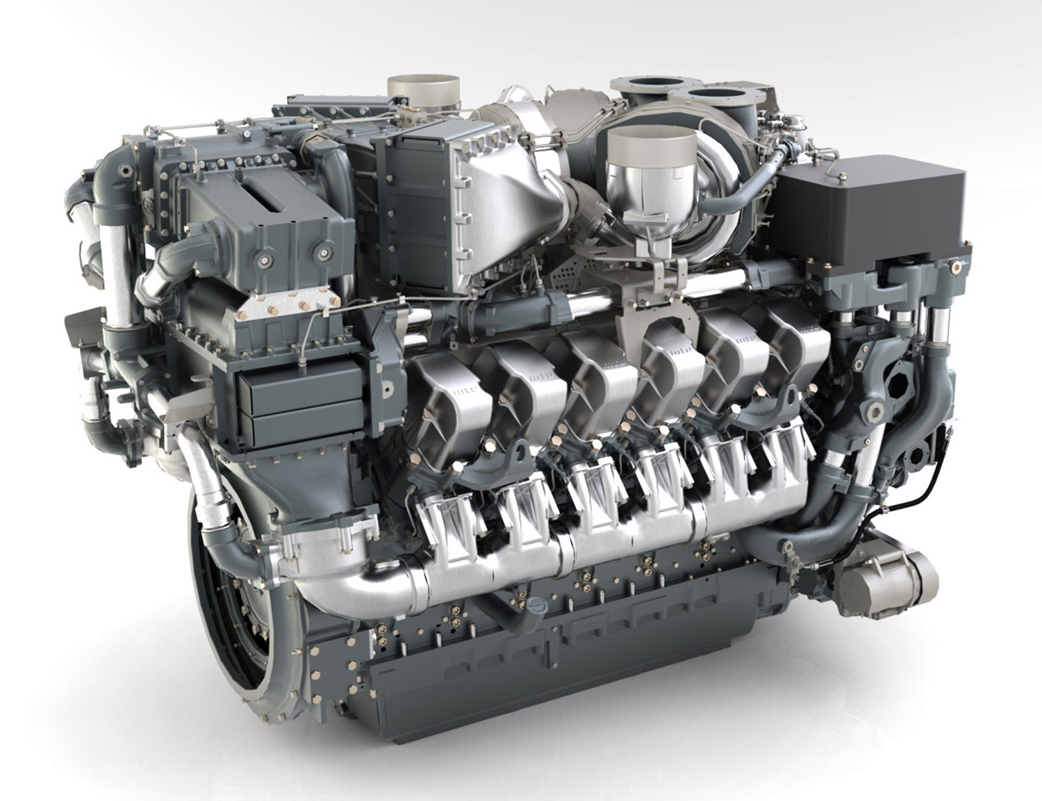 Mtu To Showcase Tier 4i Compliant Engines For Oil And Gas