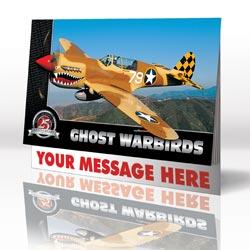 """2011 National Award Winning """"Ghost Warbirds"""" Promotional Calendar from Sparta Calendars"""
