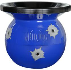 Blue Bullet Mud Jug