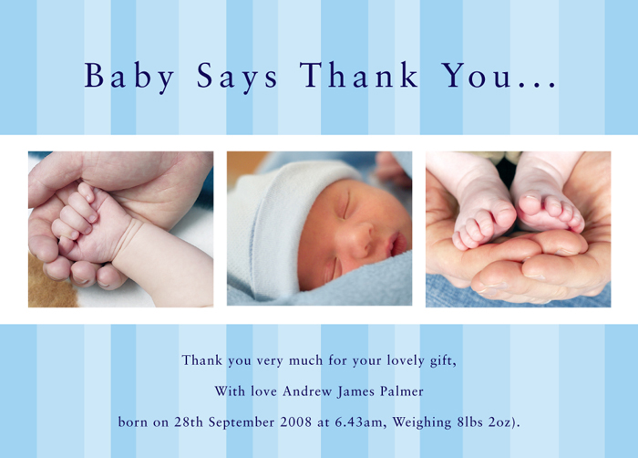 25% Off a Range of Christening Invitations, Birth ...