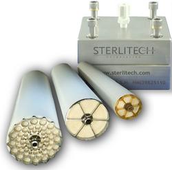 flat sheet membrane, crossflow, cross flow, desalination, wastewater, filtration, filter, bench scale filter, flat sheet, CF042