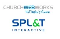 Church Web Works and Splat Interactive logos