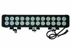 240 watt LED light with temperature protection and built in PWM control
