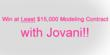 Visit Jovani Fashions on Facebook for more details on how to apply