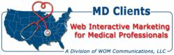 MD Clients - Marketing for Physicians. Lead Generation. Web Maintenance.