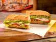 Mellow Mushroom Avocado Sandwich