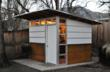 Office Shed that can also be used as a Garden Shed