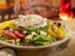 Mellow Mushroom Greek Salad