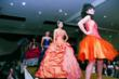 Modern Quinceañera dresses are showcased at the Quinceanera.com Expo and Fashion Show