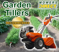 Mowers Direct Announces Best Garden Tillers