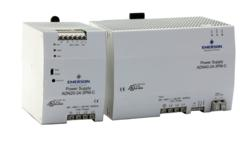 New ADN-C Series DIN Rail Mounting Three-Phase Power Supplies from Emerson Network Power Feature Exceptionally Slim Form Factor