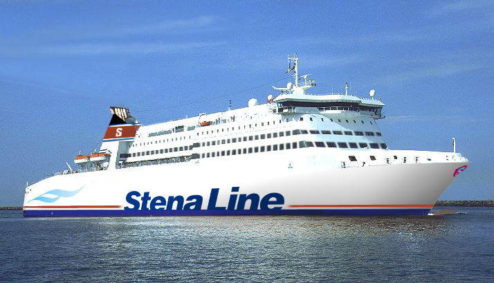 Ferry To Ireland From Holyhead >> Stena Line Thinks Big with New Ships for its Scotland-Northern Ireland Service