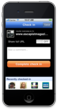 Meebo brings web check ins to the iPhone